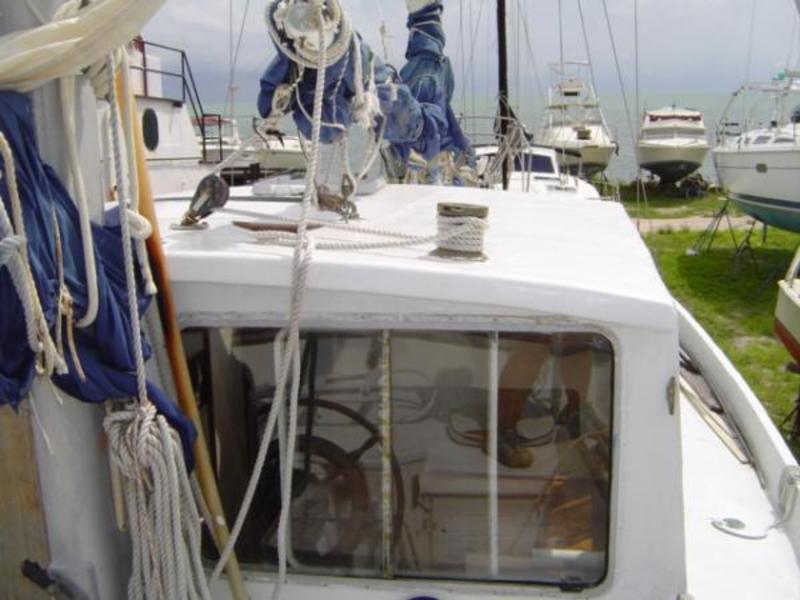Newporter Classic Raised Pilothouse Cruising Ketch