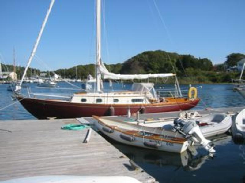 Danboat Rhodes Chesapeake 32