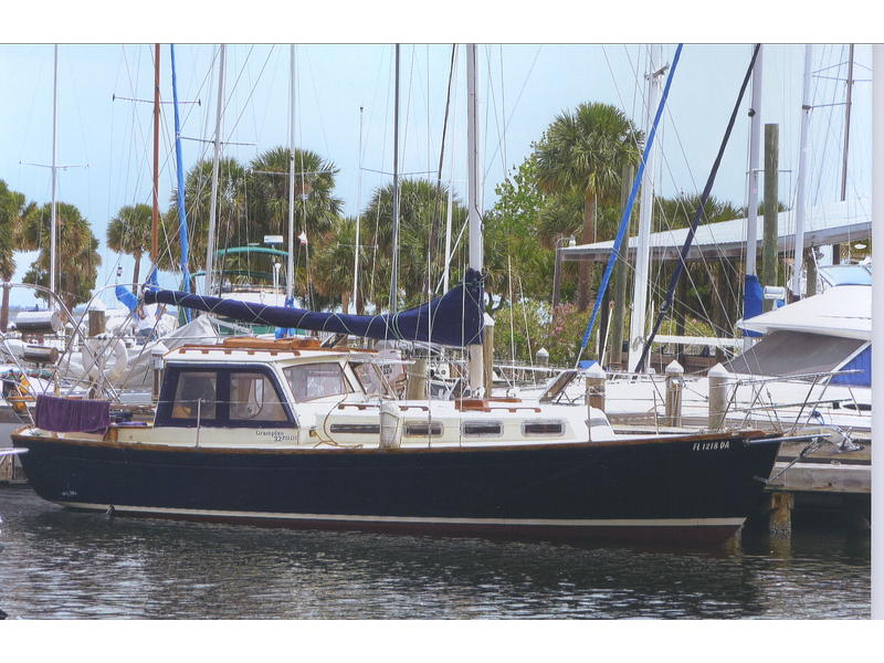 Grampian Pilothouse 32