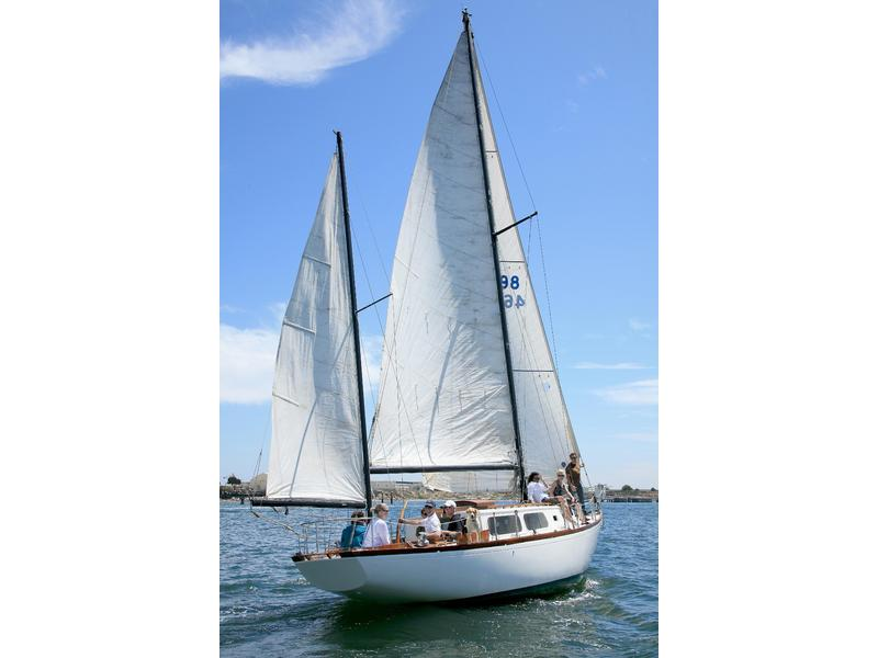Tartan Blackwatch Yawl