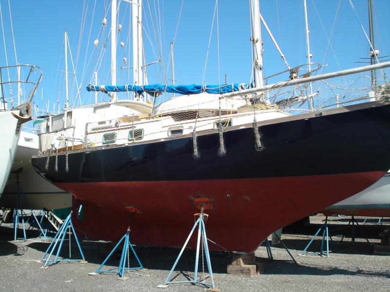1969 Far East Yachts Mariner Ketch Sailboats