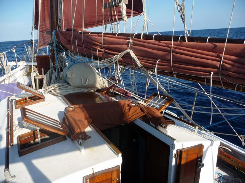 Colin Archer Type Gaff Rigged Ketch