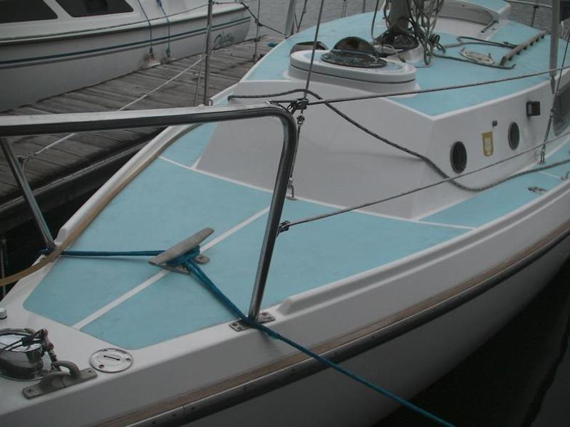 1971 Westerly Tiger 25