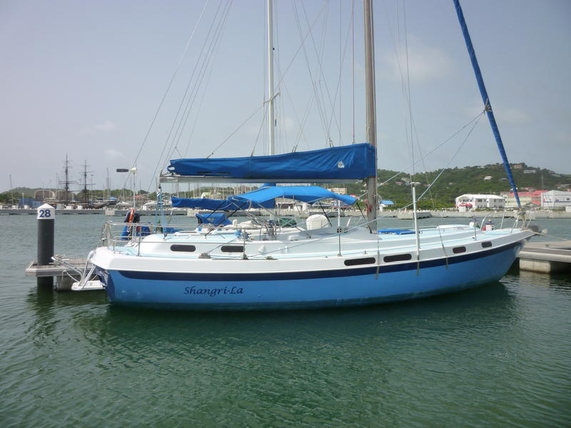 Morgan Out Island Sloop