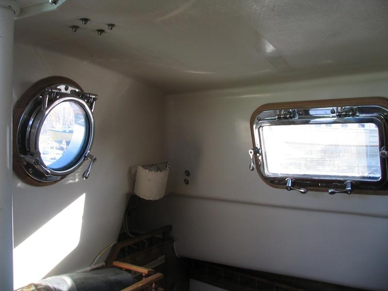 Grampian 34 centre cockpit ketch