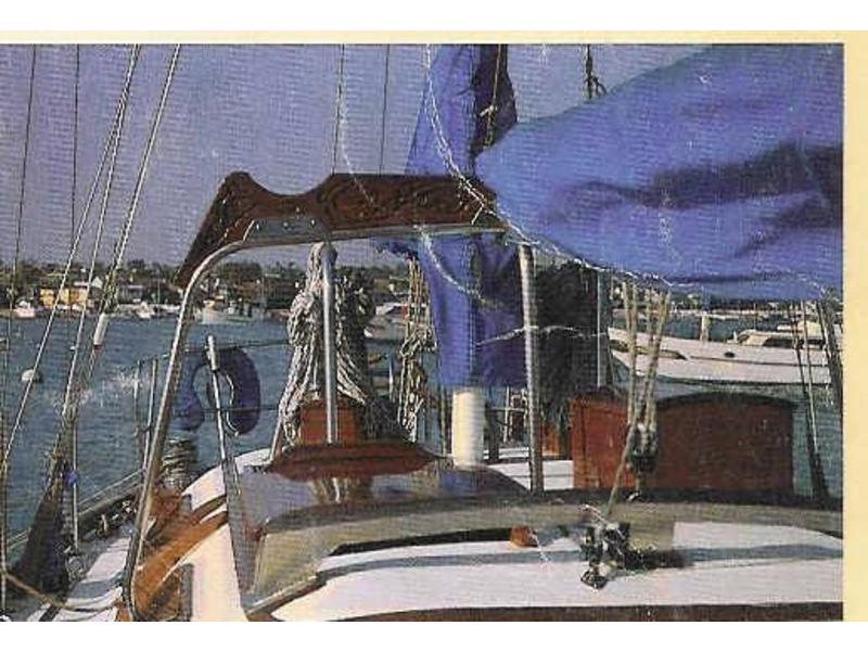 Hartog Custom Ketch