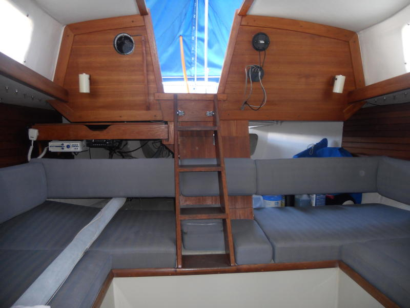 1973 Jensen Marine Cal 33 | Most Sailboats 1973 Jensen