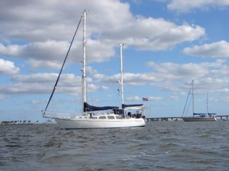 1974 Challenger Staysail Ketch