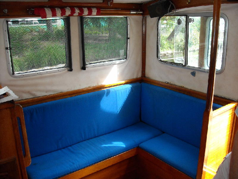 Fisher Pilothouse Ketch