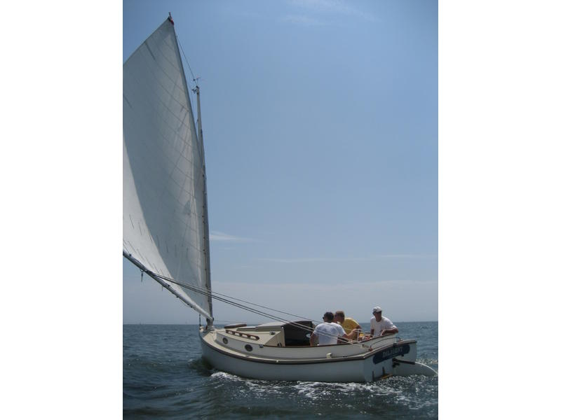 marshall marshall 22 catboat