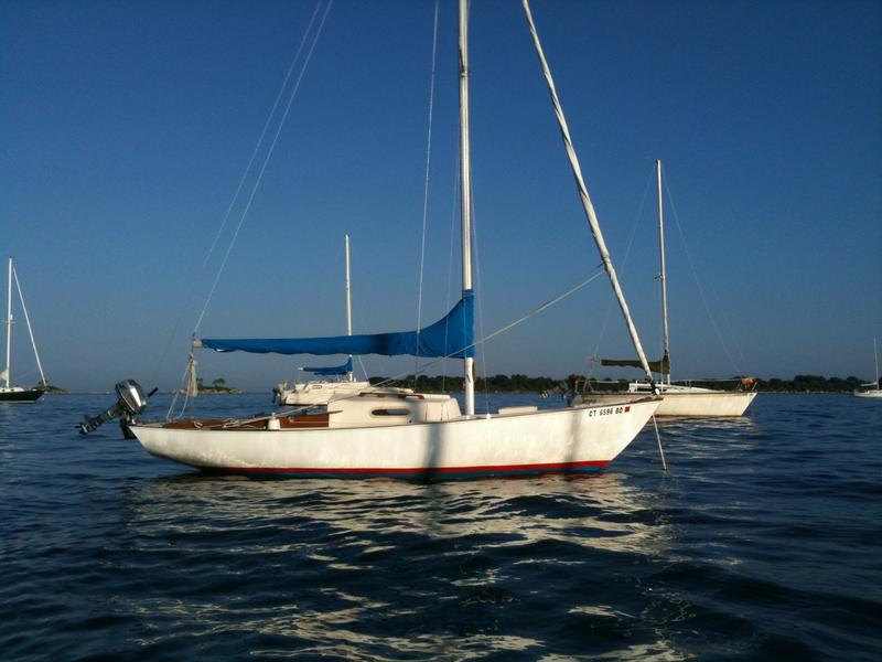 Wickford Sea Sprite 23
