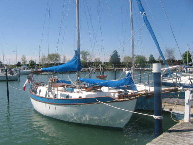 Westsail W-32