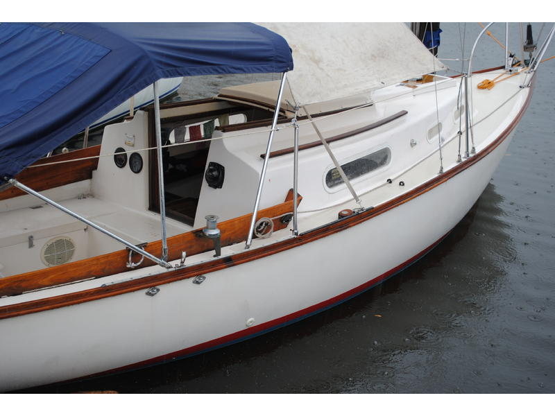 1976 Cape Dory Cape Dory 25 | Most Sailboats 1976 Cape Dory