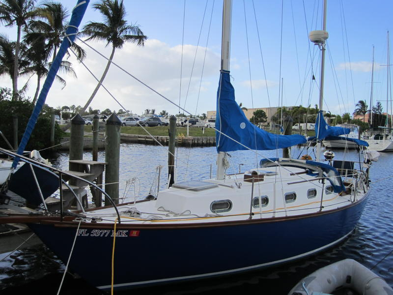 CapeDory 30 ft. Ketch