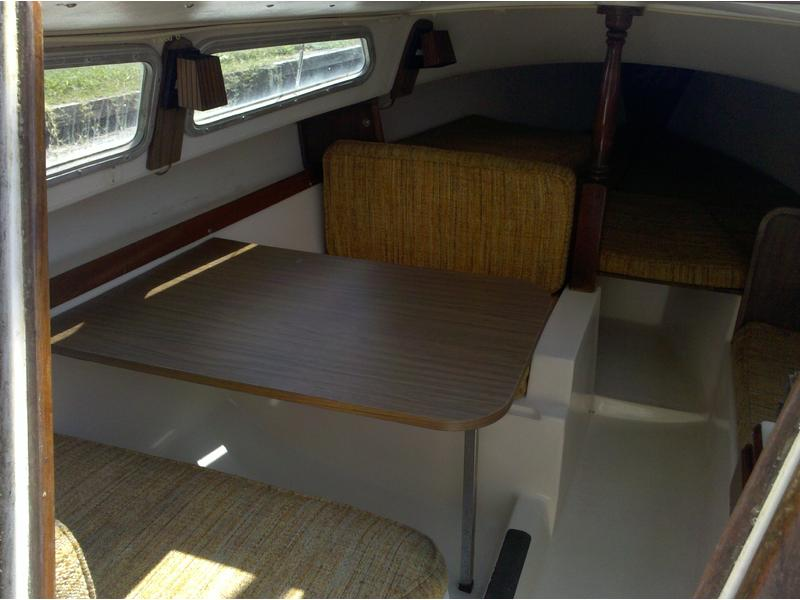 Catalina Catalina 22 swing keel version