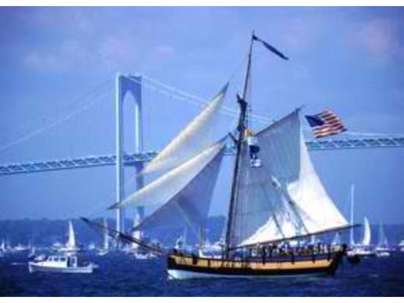 custom tall ship