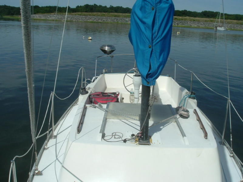 S2 Center Cockpit Sailboat