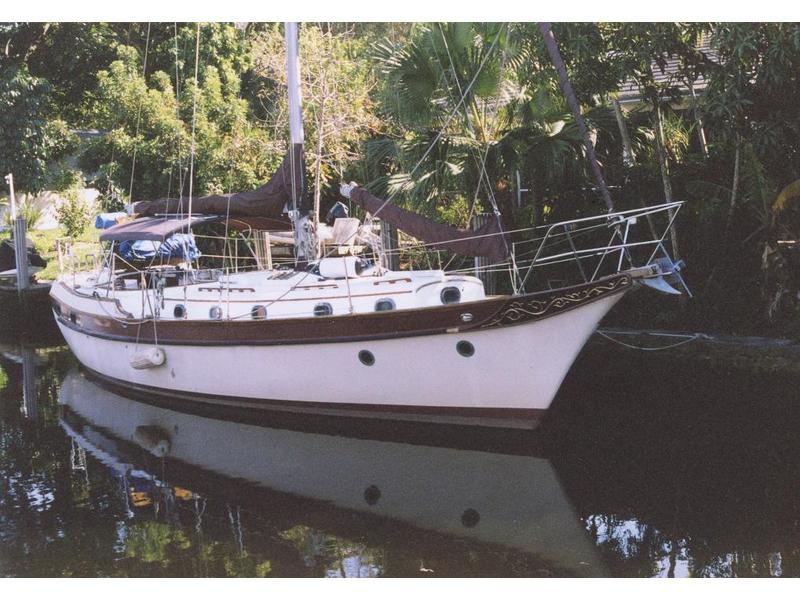 1977 Csy 44 Walkover Cutter Most Sailboats 1977 Csy 44