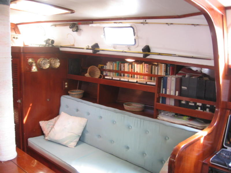 Gulfstar Sailing Ketch  PRICE REDUCED while owners are on board