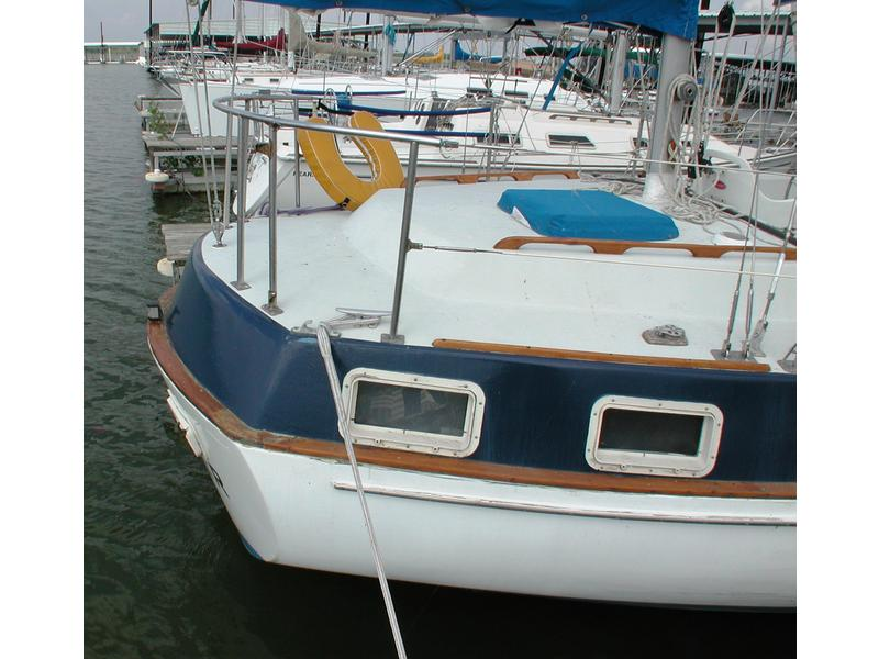 Heritage Yachts West Indies 38 ketch