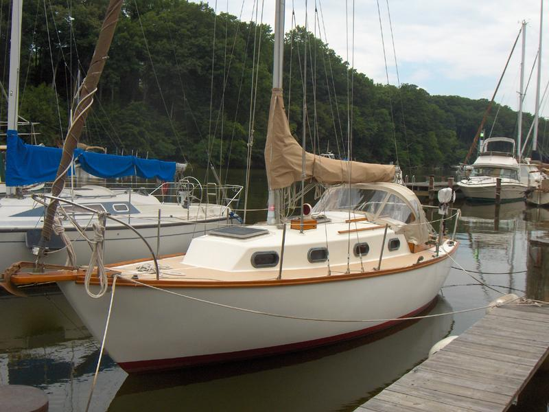 Cape Dory Sloop