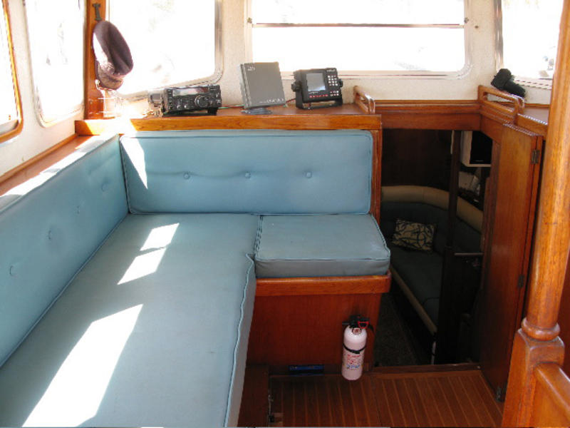 Fisher Pilothouse