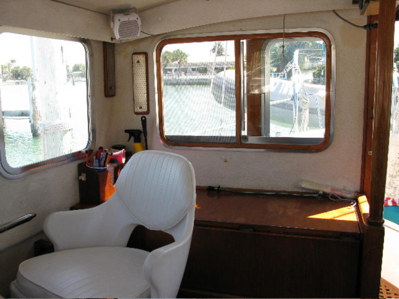 1978 Fisher Pilothouse