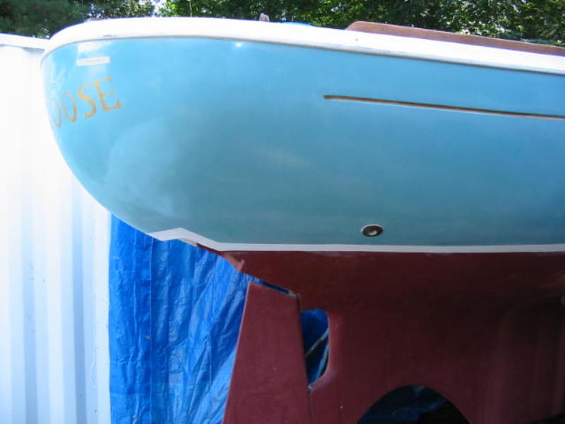 1978 Quickstep 24 Sloop