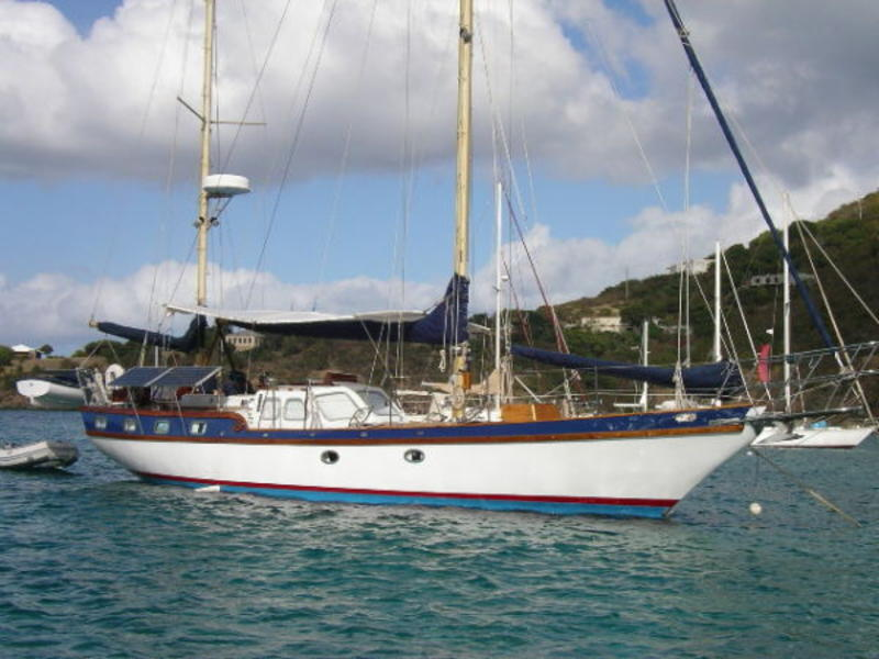 Windboats Endurance 45 Pilot House Ketch