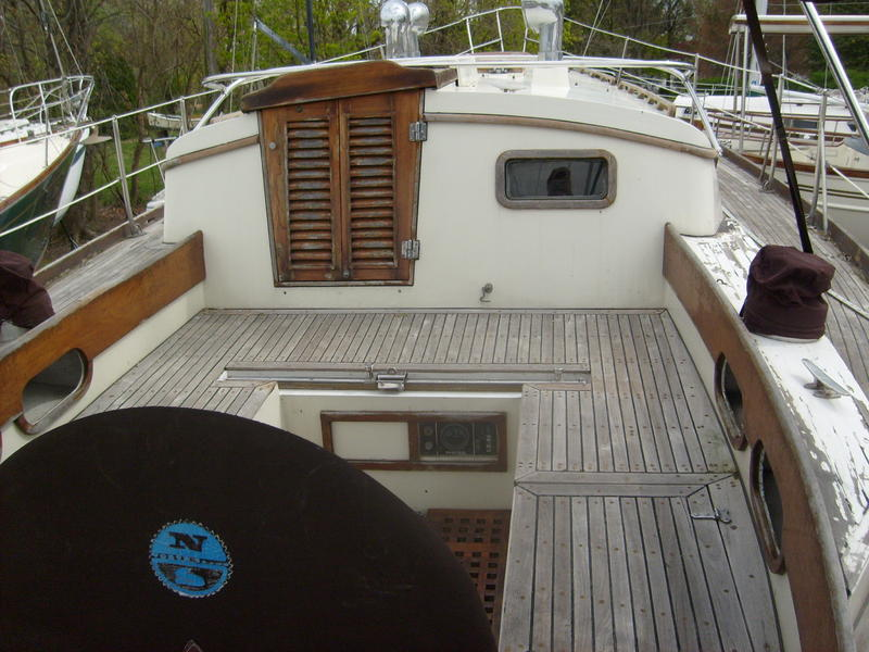 1979 Cheoy Lee 38 Offshore Sailboat
