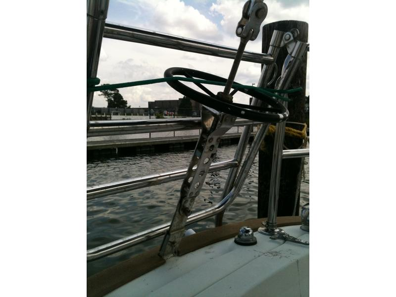 how to fix soft spots on boat deck