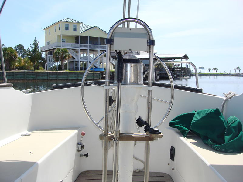 Freedom 28 Cat Ketch - Centerboard