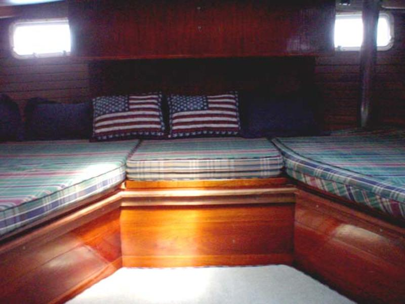 Heritage Yacht Corporation West Indies 46