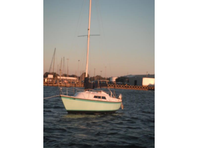 Westerly 26