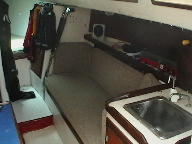 Wylie North Coast Yachts 34