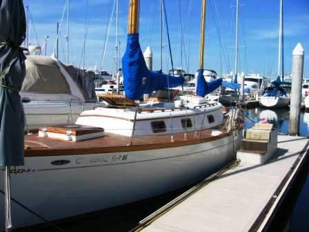Choey Lee 38 Ketch