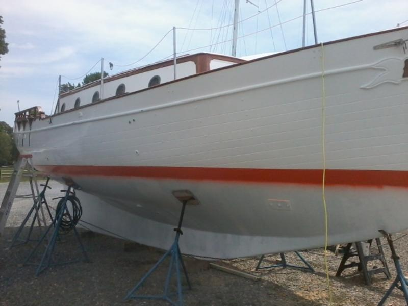 1980 Formosa Sea Gull 35 | Most Sailboats 1980 Formosa Sea