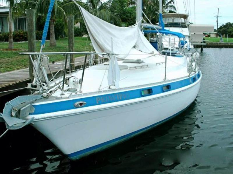 1980 Morgan Out Island Ketch