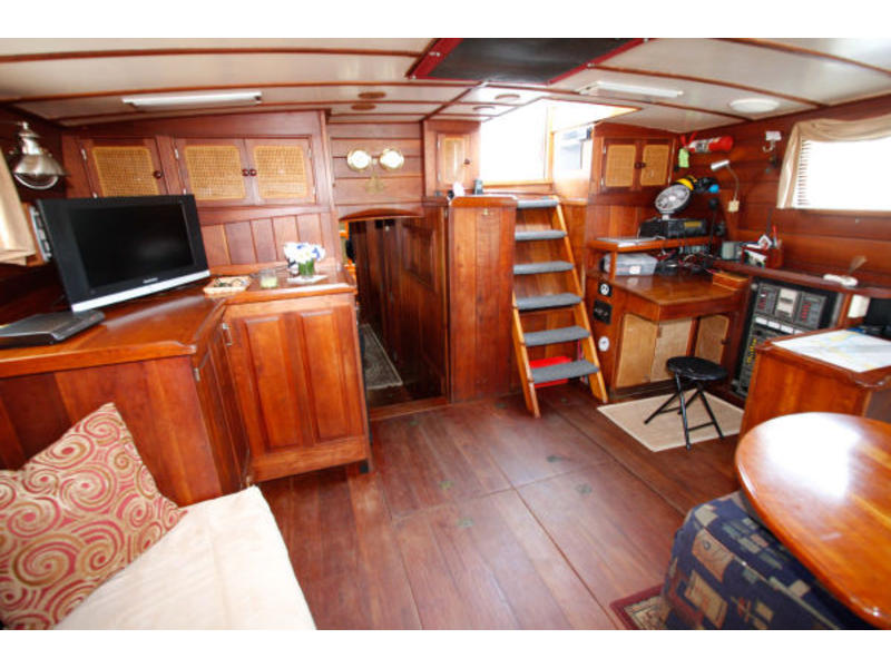 1980 Sunward Custom Ketch