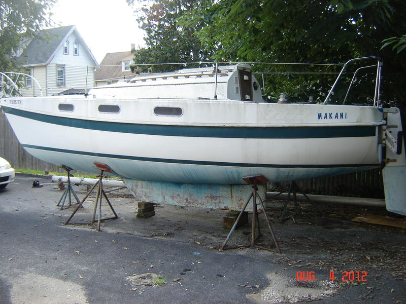 Tanzer 7.5 Price Reduced