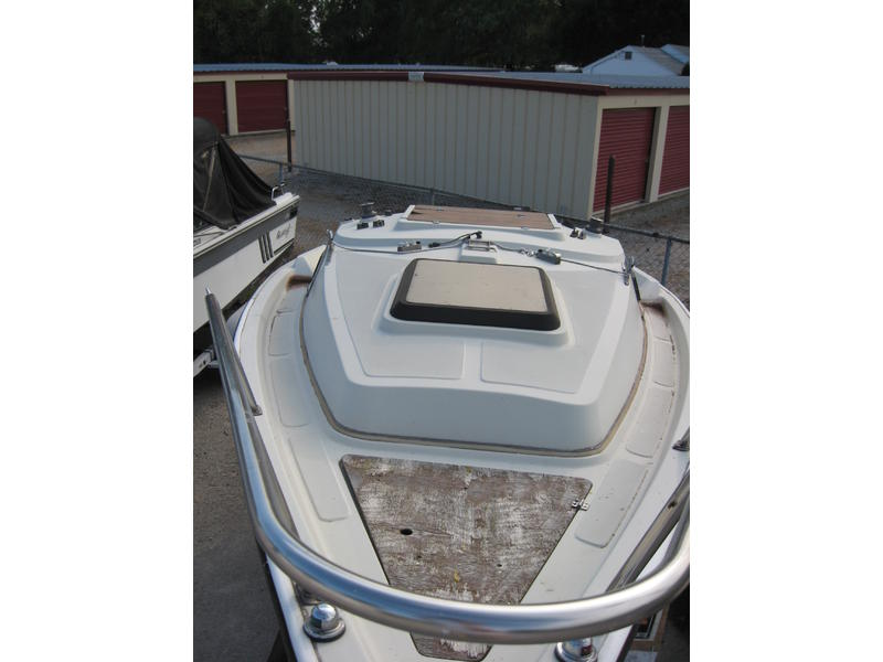 Boston Whaler Harpoon 6.2