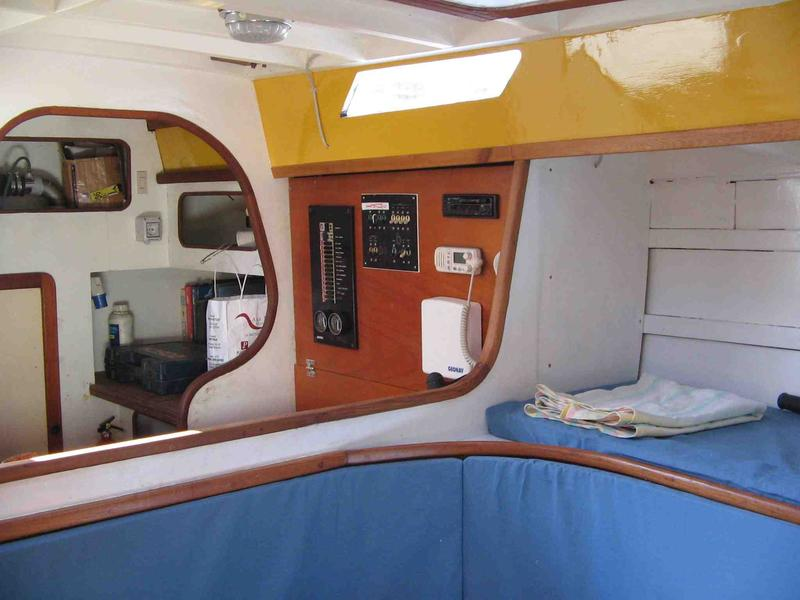 Home built US Bruce Roberts Mauritius 43