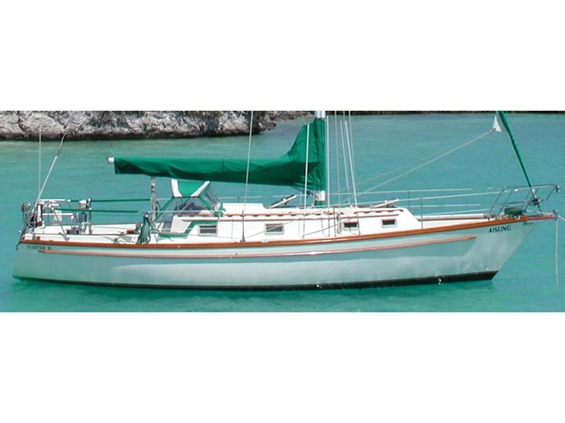 Mariner Yacht Company NH USA Sloop