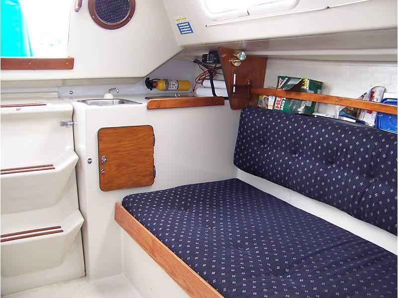 1981 Mirage Yachts Mirage 27