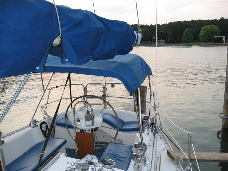 Canadian Sailcraft CS SOLD - CS36 Traditional- SOLD