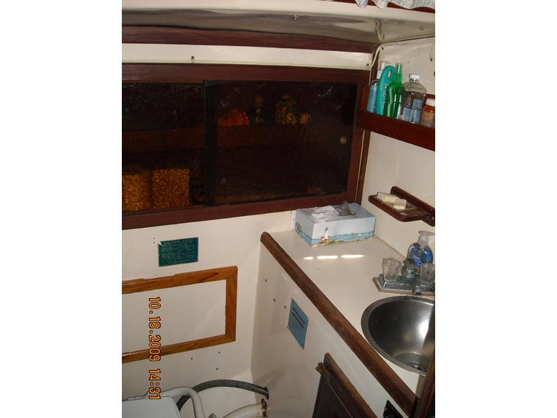 1982 Columbia Sloop