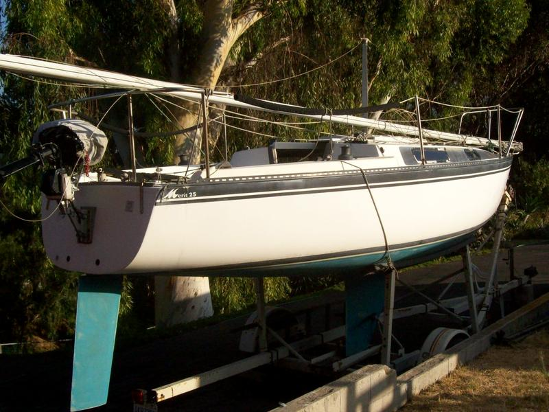 Merit Merit 25 fot sailboat