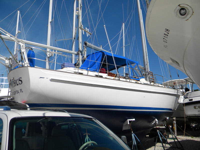 Whitby 42 Staysail Ketch