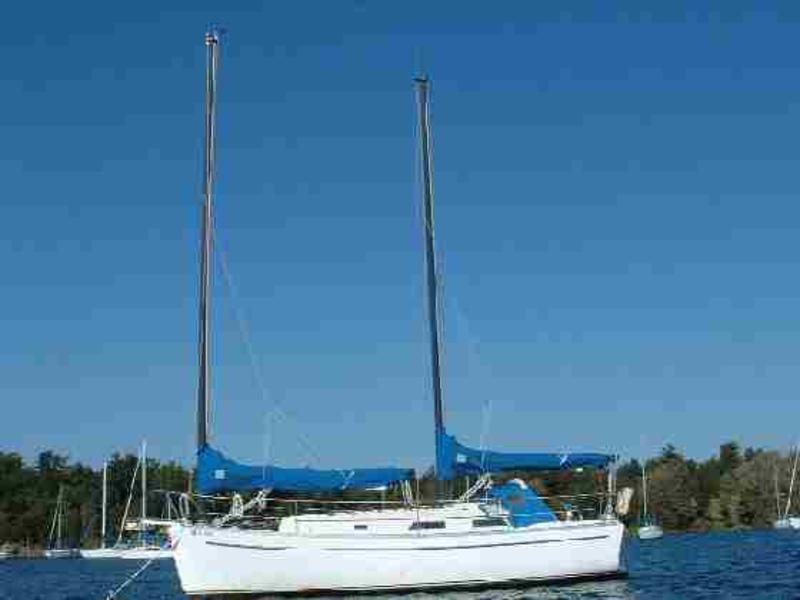 Freedom 28 Cat Ketch