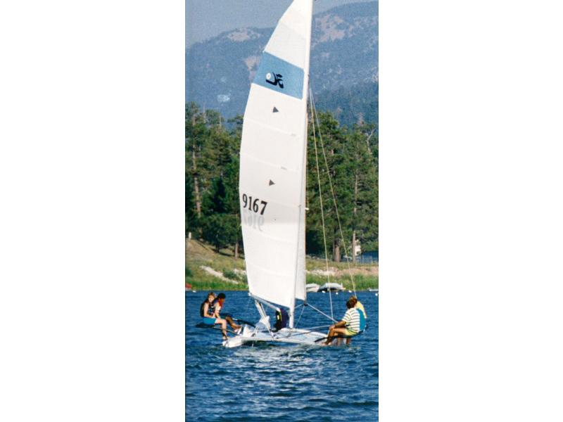 Hobie Cat 18 ft